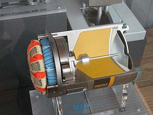 Foto einer sensorgesteuerten SMart 155
